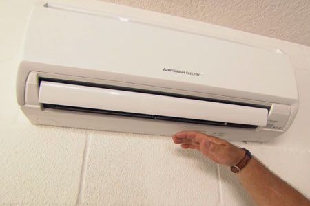 This Old House plumbing and heating expert Richard Trethewey | How to Install a Ductless Mini-Split Air Conditioner