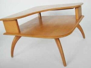 heywood wakefield round dining table - Google Search