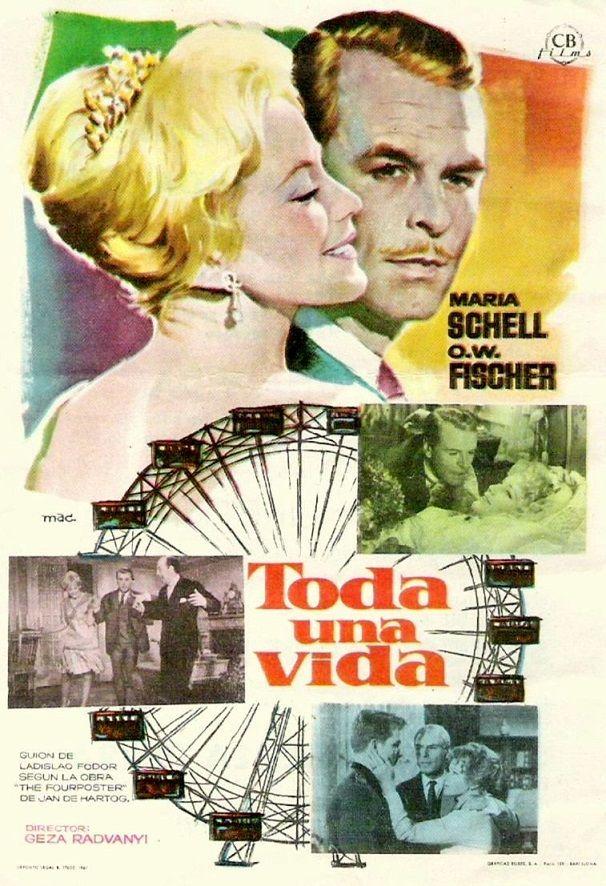 Toda un vida (1961) tt0055372 PP