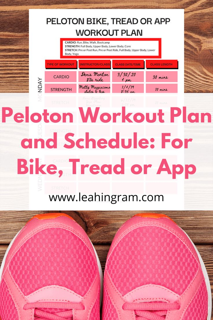 best peloton class to lose weight