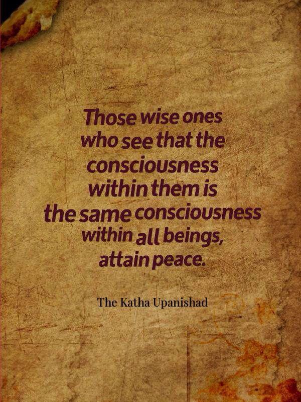 The Katha Upanishad ..*