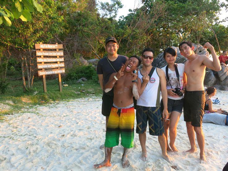 """Bersama Guide terbaik di Karimun Jawa """"Mr. Jal"""""""