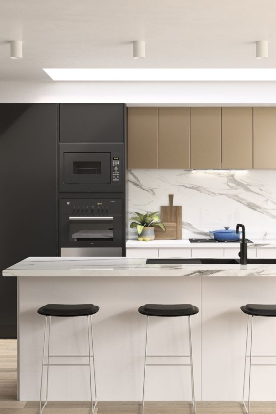 Best Kaboodle Flat Pack Kitchens Are Easy To Assemble And 400 x 300