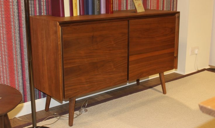 Apex - Walnut 2 Door Sideboard | Fishpools