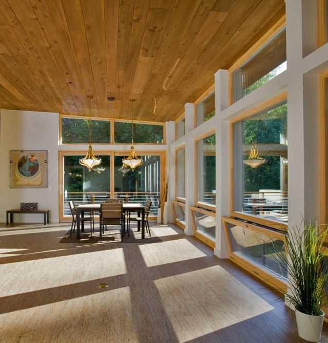 An expertly designed and built Passive House home uses very little energy, takes full advantage of natural light, maintains a comfortable temperature and constantly supplies you with fresh air.   modern, home, design inspo, design, passive, passive home, seattle, olympia, washington, pnw, house, home, energy efficient, custom home, goals