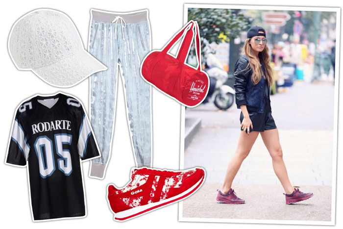 19 Ways to Embrace the Sporty Trend Without Breaking a Sweat