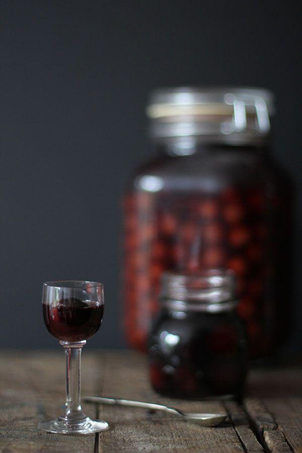 Miss Foodwise | Celebrating British food history: Drunken cherries - make your own cherry brandy