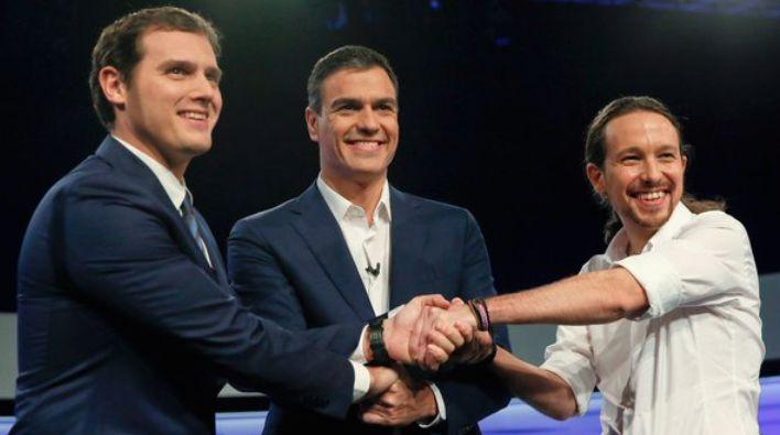 El PSOE recogió en su programa parte de las medidas de Podemos para la reforma electoral