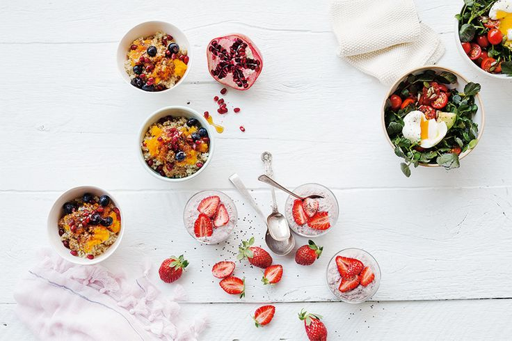 Are you guilty of mid-morning snacking? Perhaps you're not eating the right breakfast. These recipes will keep you fuelled and focused until lunch.