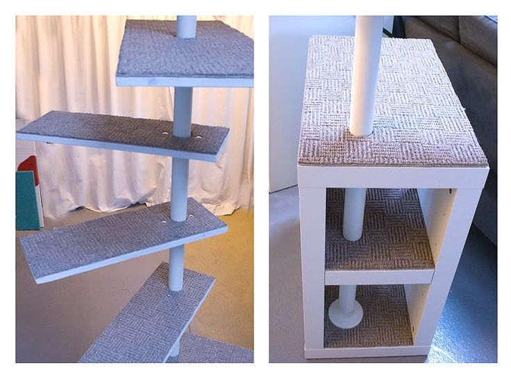Best 25 cheap cat trees ideas on pinterest cat towers cheap cat trees cheap and diy cat tower - Modern cat tree ikea ...