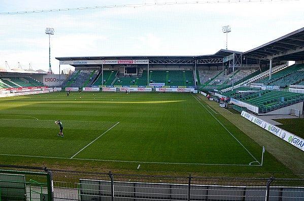 SpVgg Greuther Fürth - Stadion am Laubenweg