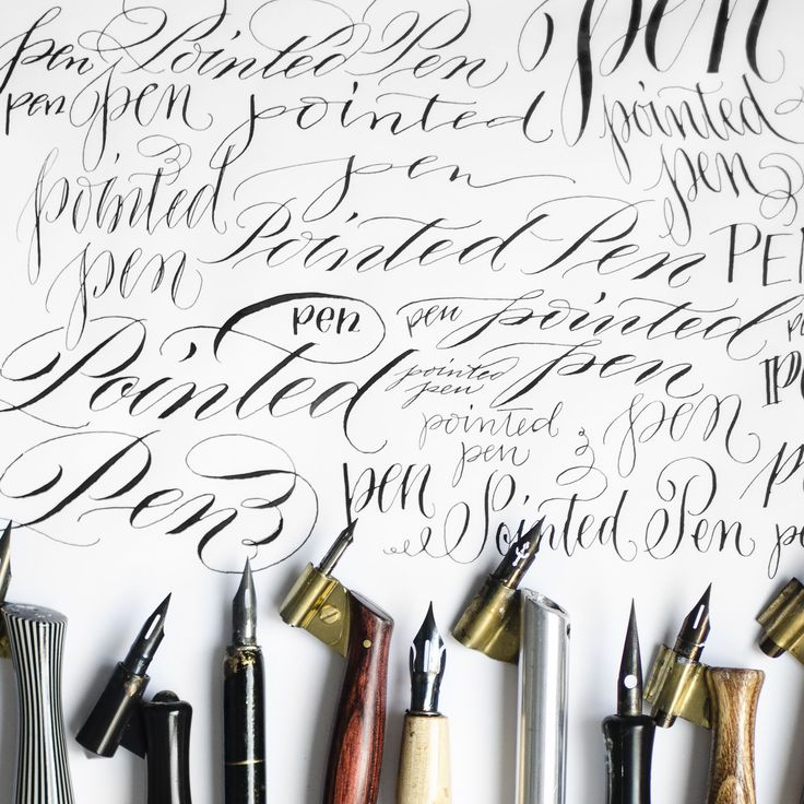 I Still Love You by Melissa Esplin: Modern Calligraphy: In-Person Workshop in SLC, UT