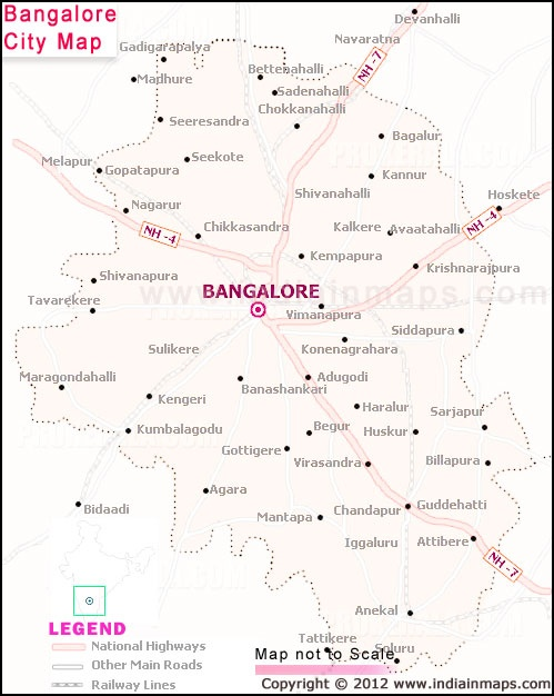 Are you looking for information on Bangalore city with map? This is the best way to get information on Bangalore city map along with Bangalore University, Bangalore map, Bangalore hotels, Bangalore City times and all about Bangalore City.