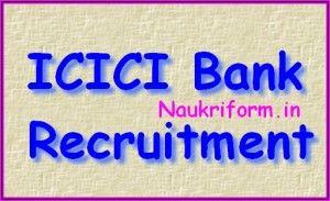 ICICI Bank job openings 2015