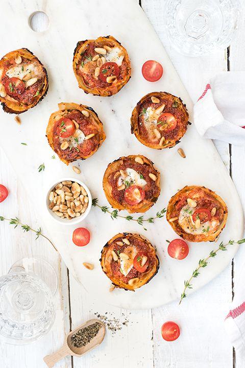 INGRÉDIENTS PAR SAPUTO   Ces lasagnes au prosciutto, fromage Ricotta Saputo et épinards sont aussi faciles à faire qu'à déguster. Une idée originale et délicieuse faite à base de pâte wonton pour faciliter la cuisson!