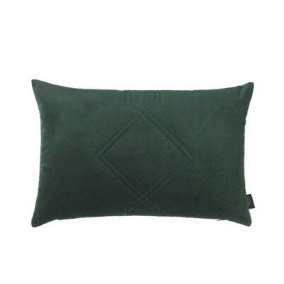 LOUISE ROE COPENHAGEN collection SS16  Velvet diamond cushion with fabric from Kvadrat textiles  www.louiseroe.com
