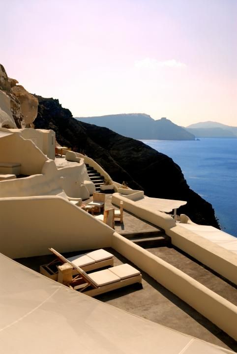 Mystique Resort, Santorini, Greece