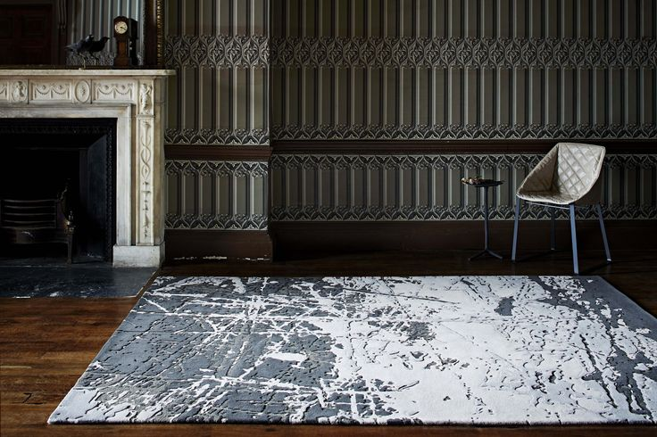 SCRATCHED by Staffan Tollgård for JAB Anstoetz Red Thread Collection from £695 sqm  http://www.jab-uk.co.uk/portfolio-view/red-thread-by-staffan-tollgard-for-jab-anstoetz/