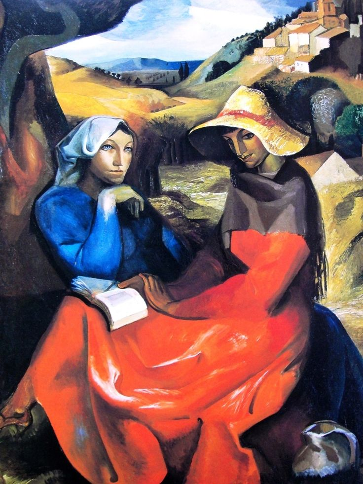 Lino Enea Spilimbergo , ( 12 de agosto de 1896 , Buenos Aires , Argentina - 16 de marzo de 1964 , Unquillo , Córdoba , Argentina ) , pintor , muralista , dibujante , litógrafo y grabador ; reconocido mundialmente y considerado uno de los grandes maestros del arte argentino