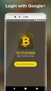 Free Bitcoin Maker - Make BTC- thumbnail ng screenshot