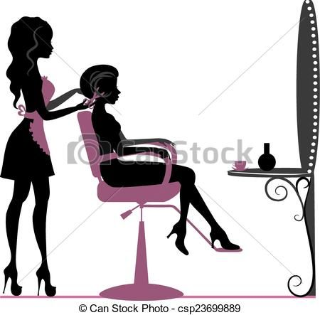 Resultado de imagen para salon de belleza vector png
