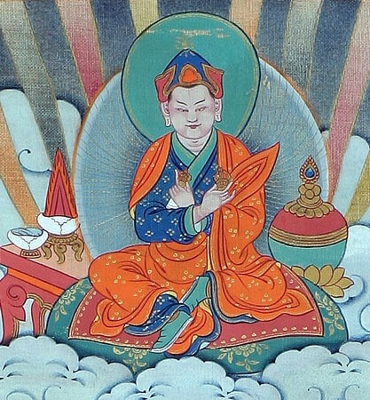 Best 19 the gurus of padmasambhava ideas on pinterest buddha art vajra humkara in sitavana padma received empowerment and instruction from the nepalese vajra humkara fandeluxe Images