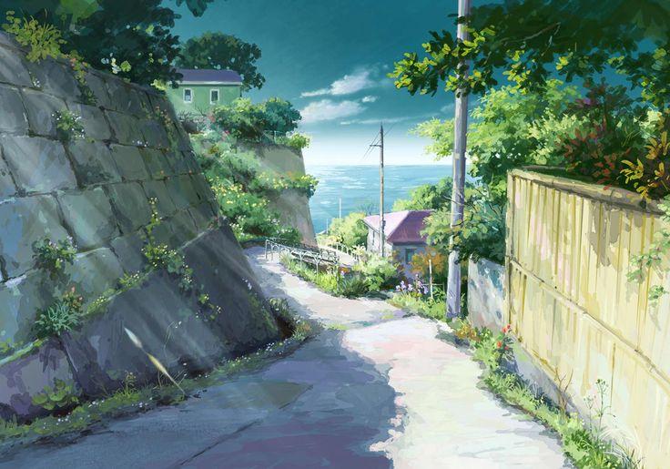 アニメ映画「ねらわれた学園」