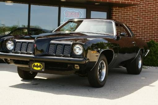 1973 Pontiac Grand AM... the original that started it all