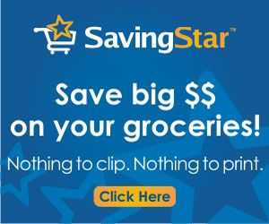 SavingStar grocery coupons - get them for free at https://savingstar.com.  Enter your store reward card for coupons and cash back!  Or use them for Amazon gift cards and more!