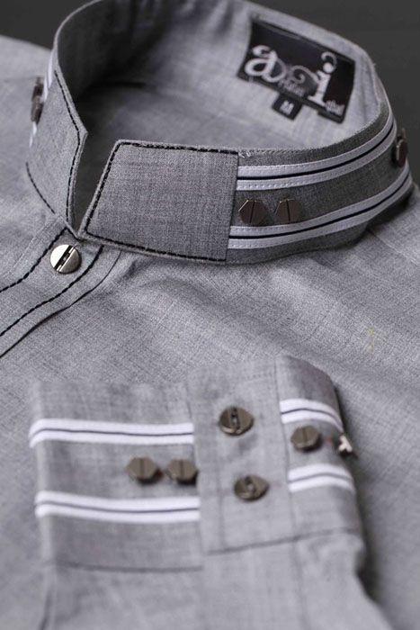 Arsalan Iqbal for Men Exclusive Eid Kurta Designs 2014  (2)