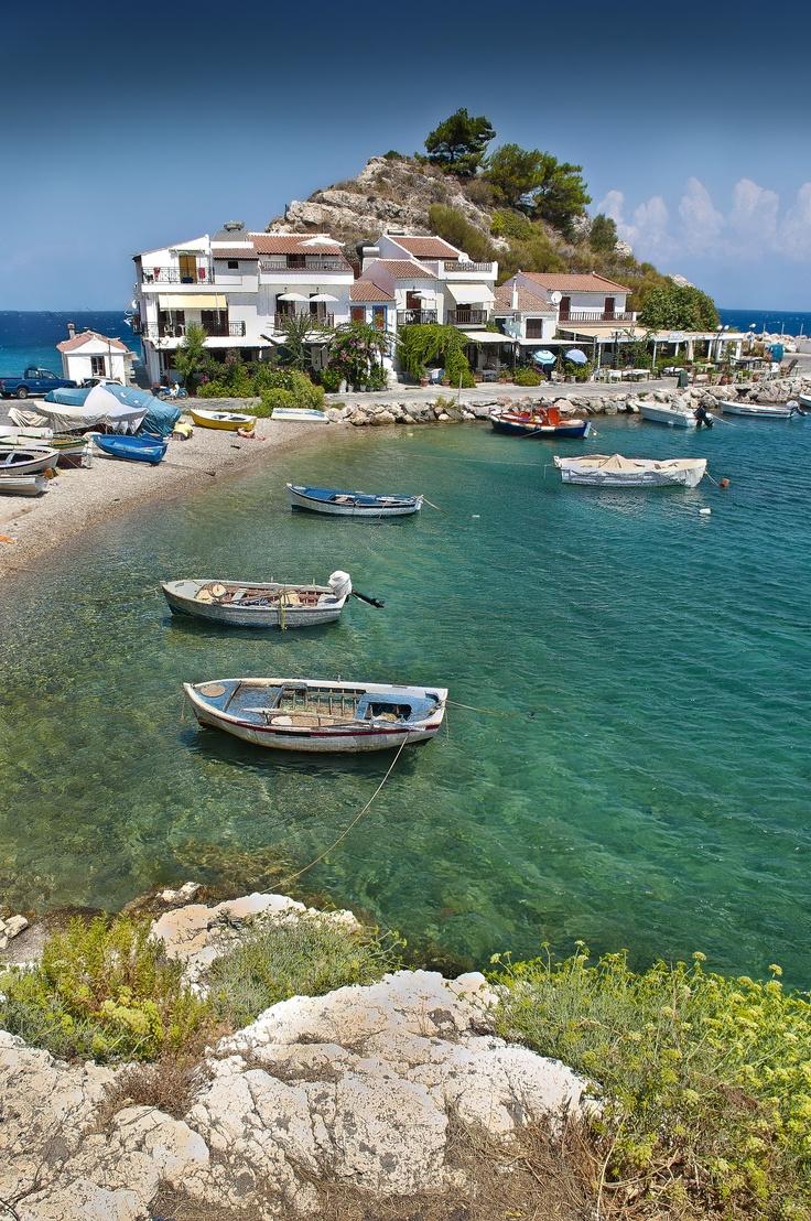 Samos island, Cokkari