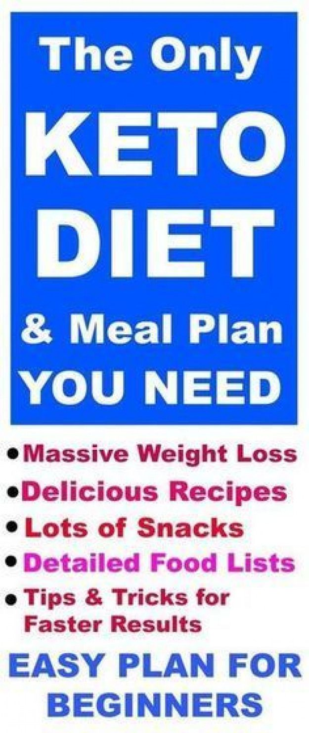 Keto Diet Plan Fast Weight Loss And Healthy Meal Plan And Recipes