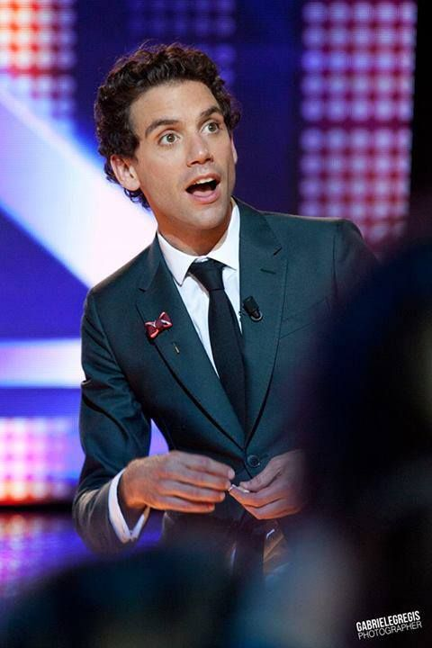 Mika is so damn cute! X Factor