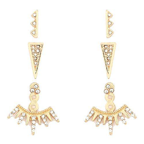 Affordable Jewelry Statement Gold Spike Cairo Ear Jacket ... http://www.amazon.com/dp/B01BPLM2IA/ref=cm_sw_r_pi_dp_ZEQhxb1GYMVG5