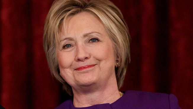 Hillary Clinton Tapped as Commencement Speaker for Medgar Evers College in Brooklyn | NBC New York  We can't trust Hillary to lead this country, but if the price is right, she'll speak at your next corporate event. Tell her you've had enough Clinton for this Millennium.http://www.contacthillaryclinton.com/