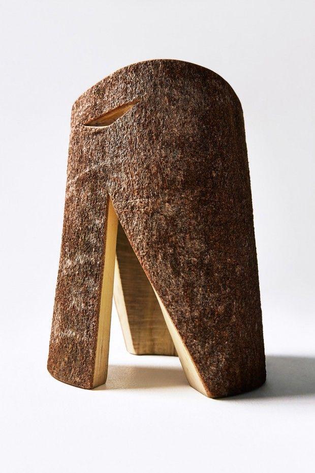 On connaît plus l'équipe de Torafu Architects pour ses réalisations architecturales que pour ses conceptions d'objets et de meubles. J'ai donc souhaitérem