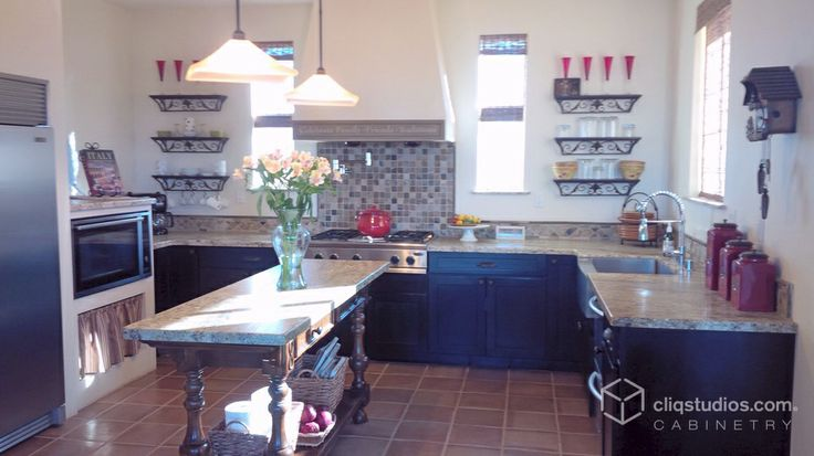17 Best Images About Black Kitchens And Cabinets On Pinterest Functional Kitchen Open