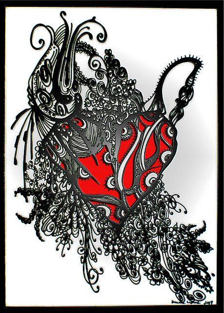 687 best art zentangle heart images on pinterest to draw zentangle and zentangle patterns. Black Bedroom Furniture Sets. Home Design Ideas