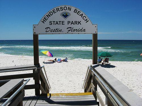 Beach Photos From Destin Florida   Henderson Beach State Park in Destin FL   Vacation Rentals in US ...