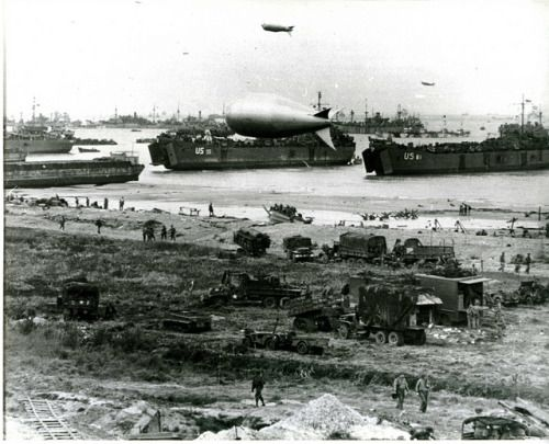 On this day in 1944, Virginia's 116th infantry led the assault on Omaha Beach as part of Operation Overlord, commonly known as D-Day. More than 5,300 ships and 11,000 planes landed on the beaches of Normandy as the United States entered the war. Take a minute today to remember and honor those who fought and lost their lives on that day.