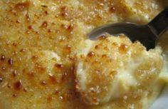 Recette - Crème brûlée à la vanille au Thermomix - Proposée par 750 grammes