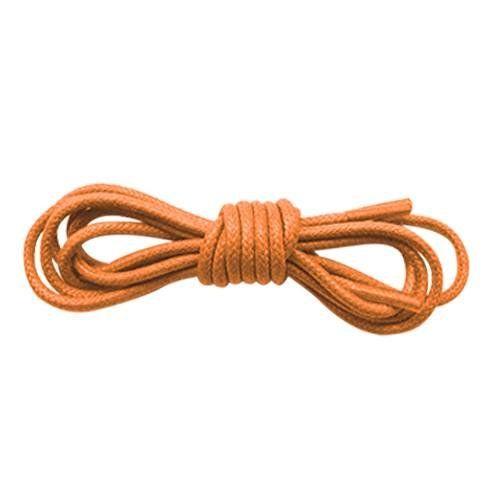 Orangefarbene Schnürsenkel, 2,5 mm 70 cm lange, dünne Baumwolle gewachst Schnürsenkel für Schuhe Leder Herren Oxford Brogue-Schuhe, Schuh, Shoes, Smart - http://on-line-kaufen.de/pimp-my-shoes/orangefarbene-schnuersenkel-2-5-mm-70-cm-lange