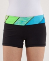 girls shorts for dance, gymnastics & sports | ivivva athletica (lululemon athletica)