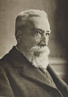 Anatole France (Jacques Thibault) (April 16, 1844 - October 12, 1924) French writer (and winner of the Nobel Prize for Literature in 1921).