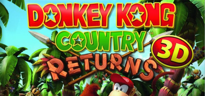 Critique de Donkey Kong Country Returns 3D