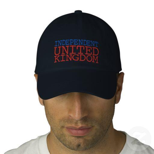 INDEPENDENT UK BASEBALL CAP