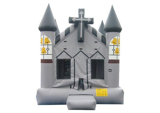 The Church Jumping Castle
