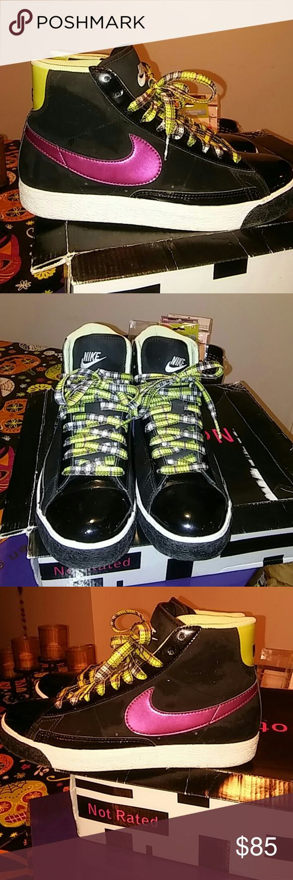 Nike Mid-Top Blazer Great condition. No flaws Nike Shoes Athletic Shoes