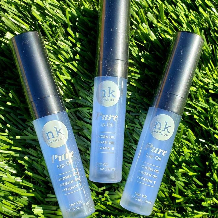 NK Pure Lip Oil Blueberry Etsy Lip oil, Lip hydration