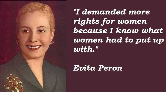 Eva Peron The 18 Most Powerful And Important Women In History • Page 3 of 5 • BoredBug